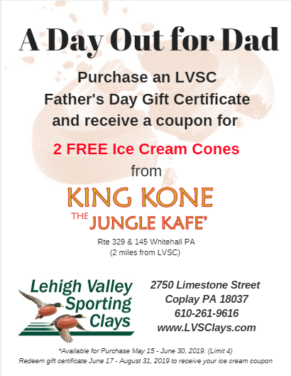 fathers day package 2019